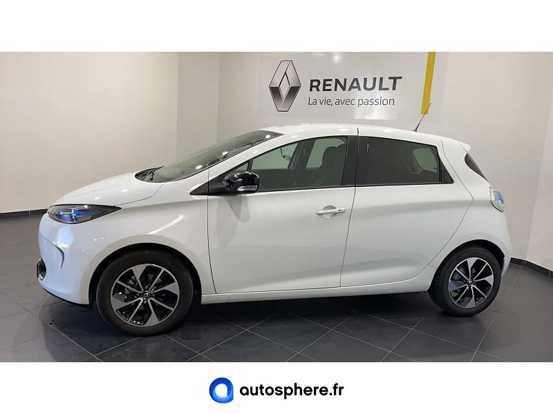 RENAULT ZOE INTENS CHARGE NORMALE R90 - Miniature 3