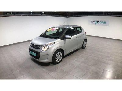 CITROEN C1 VTI 68 FEEL 5P - Miniature 3