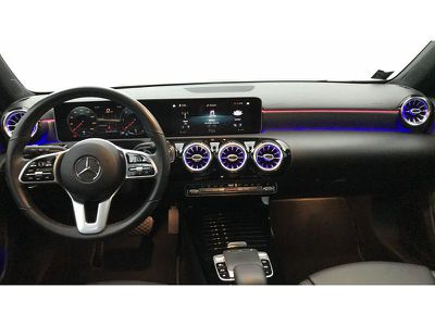 Leasing Mercedes Classe A 180 D 116ch Progressive Line 7g-dct