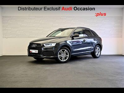 Audi Q3 1.4 TFSI 150ch COD Ambiente S tronic 6 occasion