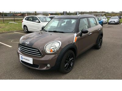 Leasing Mini Countryman Cooper D 112ch Pack Chili