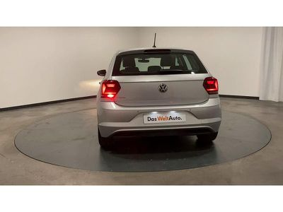 VOLKSWAGEN POLO 1.0 TSI 95CH CONNECT - Miniature 4