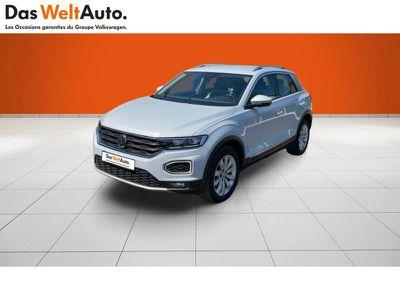 Volkswagen T-roc 1.5 TSI EVO 150ch Carat Euro6d-T occasion