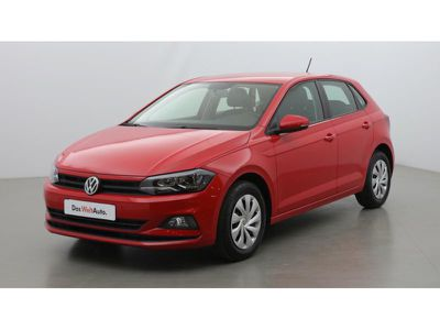 Leasing Volkswagen Polo 1.6 Tdi 80ch Trendline Business Euro6d-t