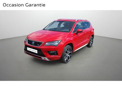 Seat Ateca 1.5 TSI 150ch ACT Start&Stop FR DSG Euro6d-T occasion