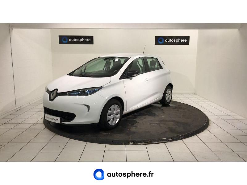 RENAULT ZOE LIFE CHARGE NORMALE R90 MY19 - Miniature 1