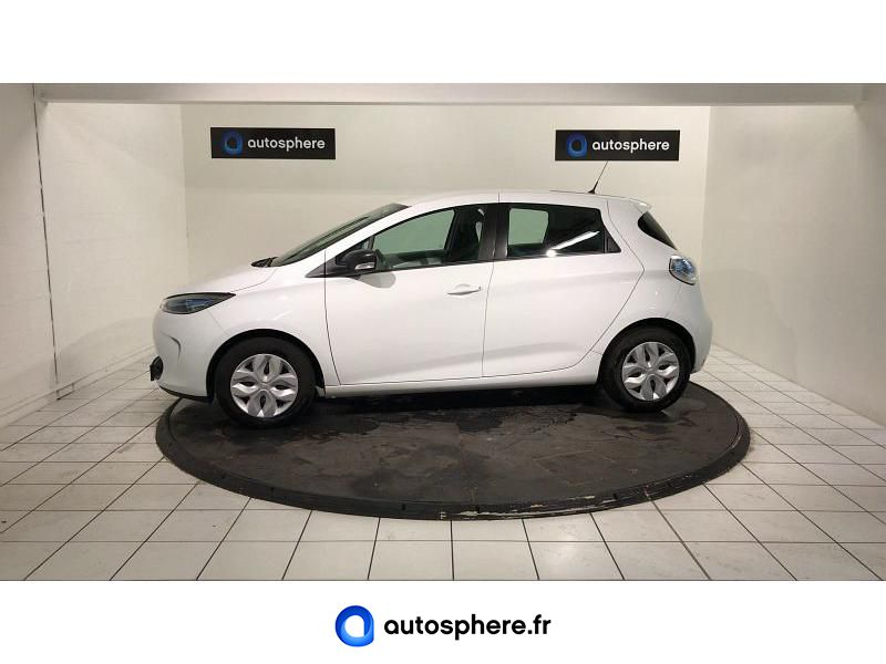 RENAULT ZOE LIFE CHARGE NORMALE R90 MY19 - Miniature 3
