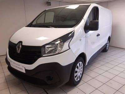 Renault Trafic L2H1 1300 1.6 dCi 120ch Confort Euro6 occasion