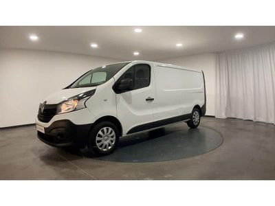 Leasing Renault Trafic L2h1 1200 1.6 Dci 120ch Confort Euro6