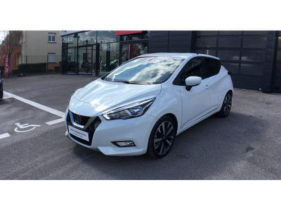 Leasing Nissan Micra 0.9 Ig-t 90ch Tekna 2018 Euro6c