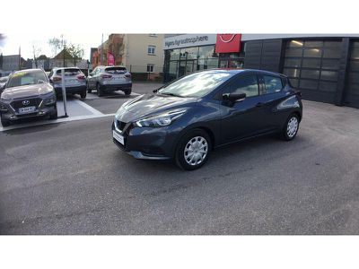Leasing Nissan Micra 1.0 Ig 71ch Visia Pack 2018