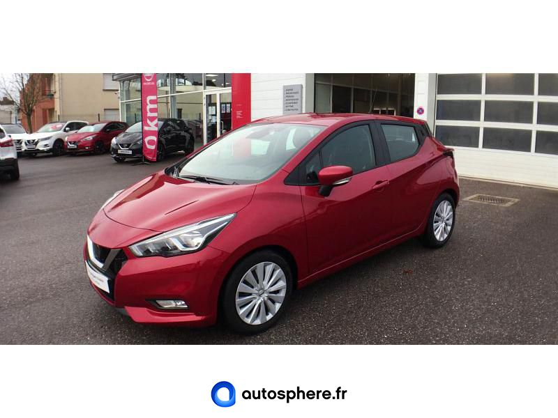 NISSAN MICRA 0.9 IG-T 90CH ACENTA 2018 - Photo 1