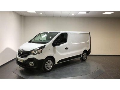 Renault Trafic L1H1 1000 1.6 dCi 125ch energy Grand Confort Euro6 occasion