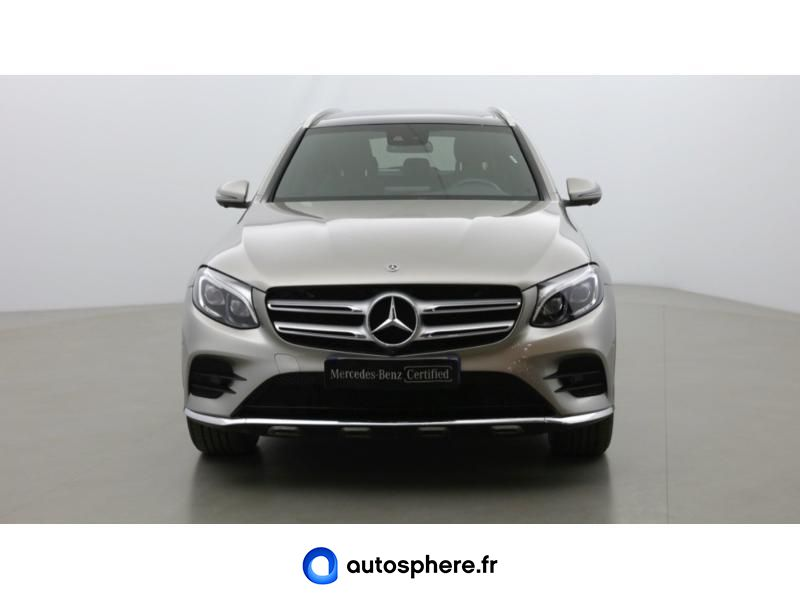 MERCEDES GLC 250 D 204CH FASCINATION 4MATIC 9G-TRONIC EURO6C - Miniature 2
