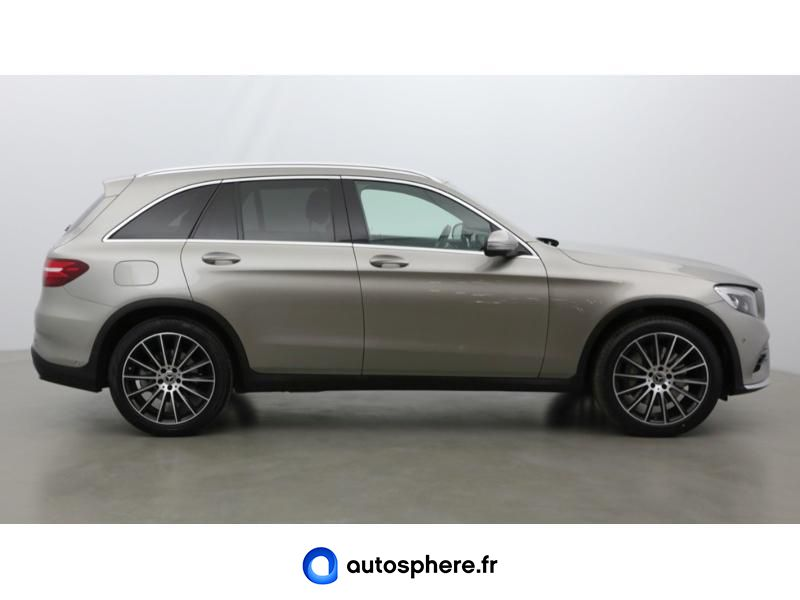 MERCEDES GLC 250 D 204CH FASCINATION 4MATIC 9G-TRONIC EURO6C - Miniature 4