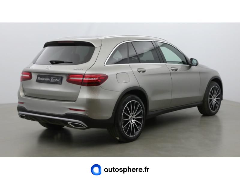 MERCEDES GLC 250 D 204CH FASCINATION 4MATIC 9G-TRONIC EURO6C - Miniature 5