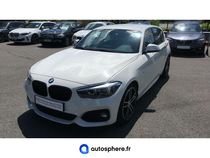 BMW SERIE 1 118D 150CH M SPORT ULTIMATE 5P EURO6C - Miniature 1