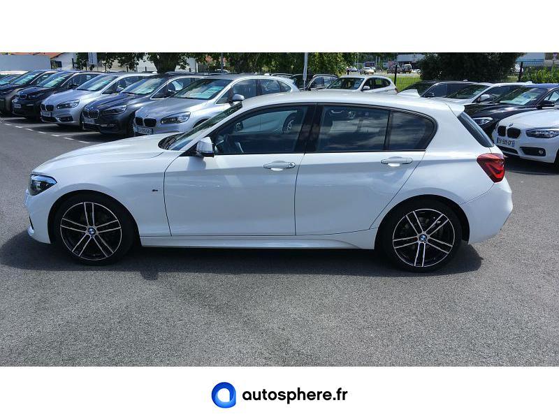 BMW SERIE 1 118D 150CH M SPORT ULTIMATE 5P EURO6C - Miniature 3
