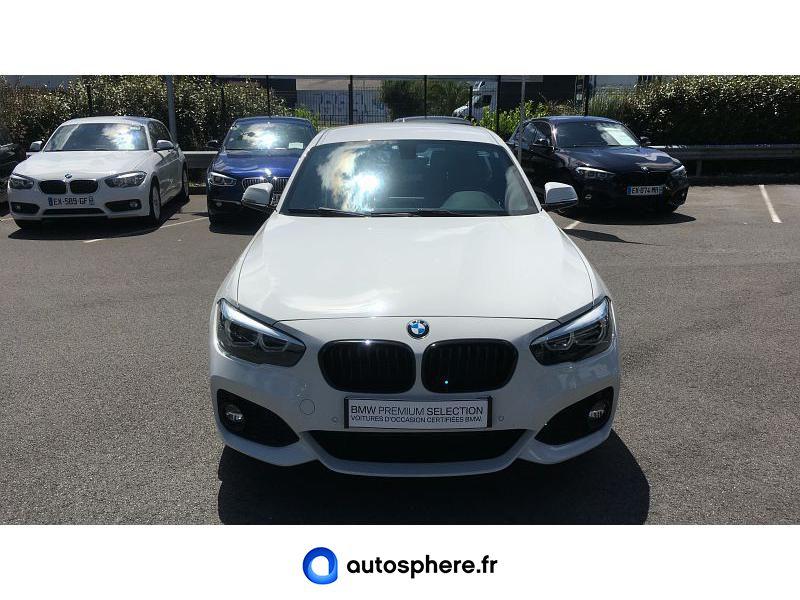 BMW SERIE 1 118D 150CH M SPORT ULTIMATE 5P EURO6C - Miniature 5