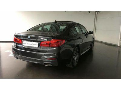 BMW SERIE 5 520DA 190CH M SPORT STEPTRONIC EURO6D-T - Miniature 2