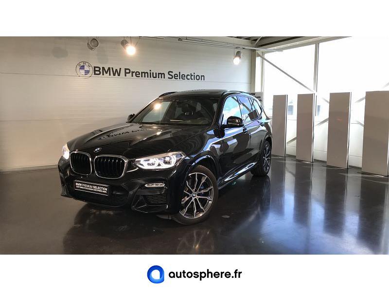 BMW X3 XDRIVE30DA 265CH  M SPORT - Miniature 1