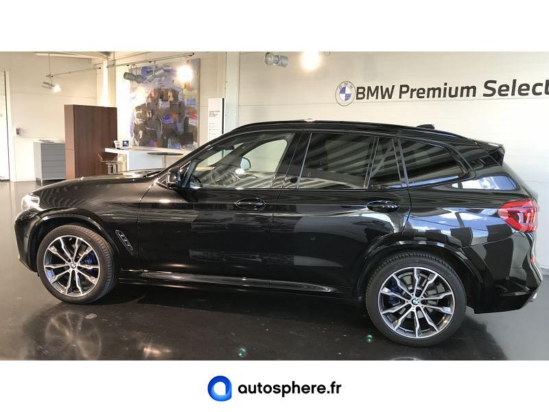 BMW X3 XDRIVE30DA 265CH  M SPORT - Miniature 3