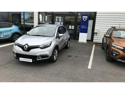 Leasing Renault Captur 1.5 Dci 90ch Stop&start Energy Business Eco²