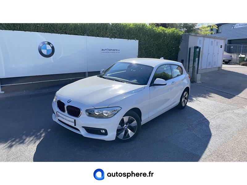 BMW SERIE 1 114D 95CH LOUNGE 3P EURO6C - Miniature 1