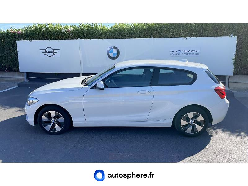 BMW SERIE 1 114D 95CH LOUNGE 3P EURO6C - Miniature 3