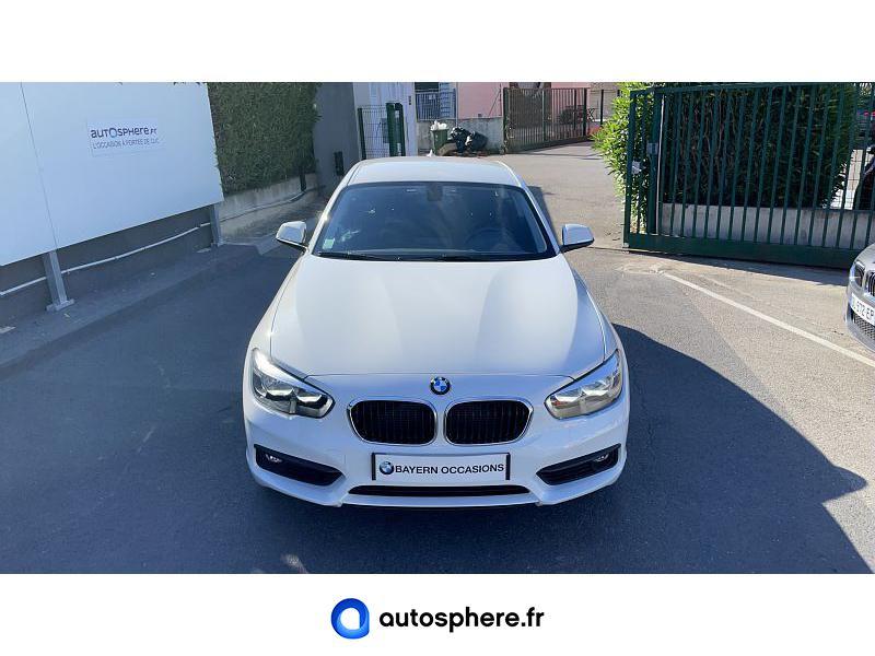 BMW SERIE 1 114D 95CH LOUNGE 3P EURO6C - Miniature 5
