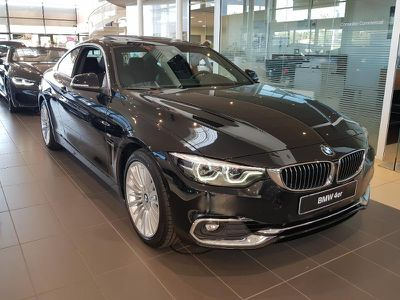 Bmw Serie 4 Coupe 420iA 184ch Luxury Euro6d-T occasion