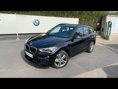 BMW X1 SDRIVE18I 140CH M SPORT - Miniature 1