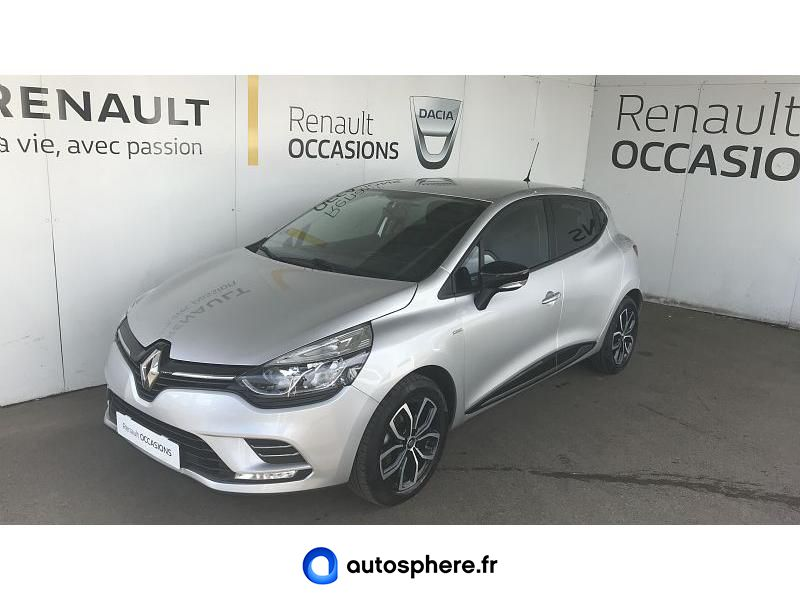 RENAULT CLIO 0.9 TCE 75CH ENERGY LIMITED 5P EURO6C - Miniature 1