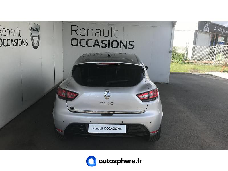 RENAULT CLIO 0.9 TCE 75CH ENERGY LIMITED 5P EURO6C - Miniature 4