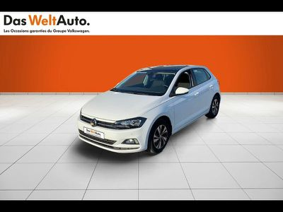 Volkswagen Polo 1.4 TDI 75ch BlueMotion Technology Confortline Business 5p occasion