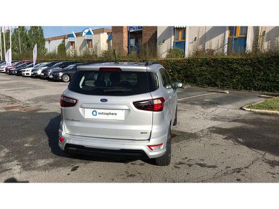 FORD ECOSPORT 1.0 ECOBOOST 125CH ST-LINE EURO6.2 - Miniature 4