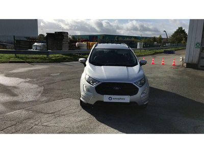 FORD ECOSPORT 1.0 ECOBOOST 125CH ST-LINE EURO6.2 - Miniature 5