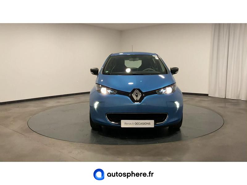 RENAULT ZOE CITY CHARGE NORMALE R90 - Miniature 5