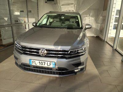 Volkswagen Tiguan Allspace 2.0 TDI 150ch Carat DSG7 Euro6d-T occasion