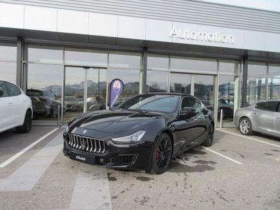 Maserati Ghibli 3.0 V6 350ch Ribelle 256g occasion