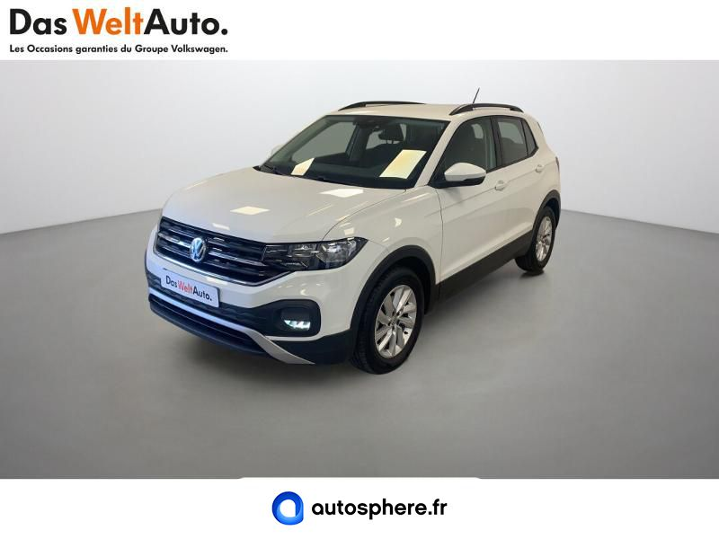 VOLKSWAGEN T-CROSS 1.0 TSI 115CH LOUNGE DSG7 - Photo 1