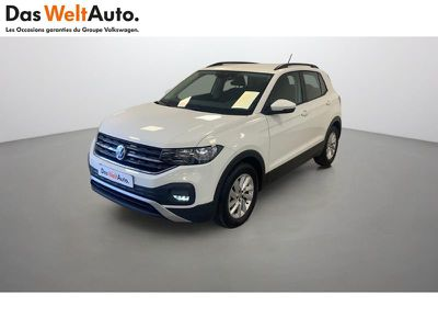 VOLKSWAGEN T-CROSS 1.0 TSI 115CH LOUNGE DSG7 - Miniature 1