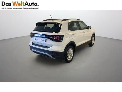 VOLKSWAGEN T-CROSS 1.0 TSI 115CH LOUNGE DSG7 - Miniature 4