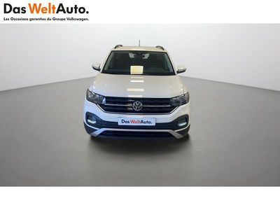 VOLKSWAGEN T-CROSS 1.0 TSI 115CH LOUNGE DSG7 - Miniature 5