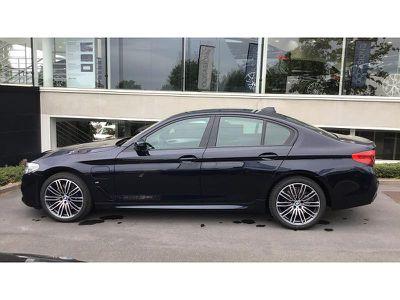 BMW SERIE 5 530EA 252CH M SPORT STEPTRONIC EURO6D-T 36G - Miniature 3