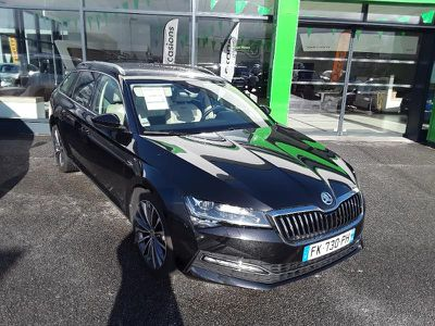 Skoda Superb Combi 2.0 TDI 190ch SCR Laurin&Klement  DSG7 occasion