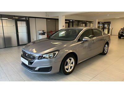Peugeot 508 1.6 BlueHDi 120ch Active Business S&S EAT6 occasion