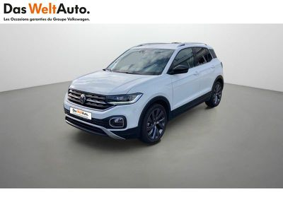 Volkswagen T-cross 1.0 TSI 115ch First Edition occasion