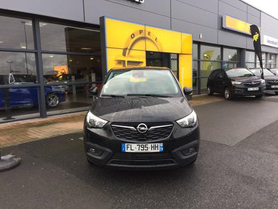 Opel Crossland X 1.2 83ch Edition Euro 6d-T occasion