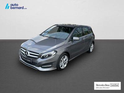 Leasing Mercedes Classe B 160 D 90ch Sensation 7g-dct